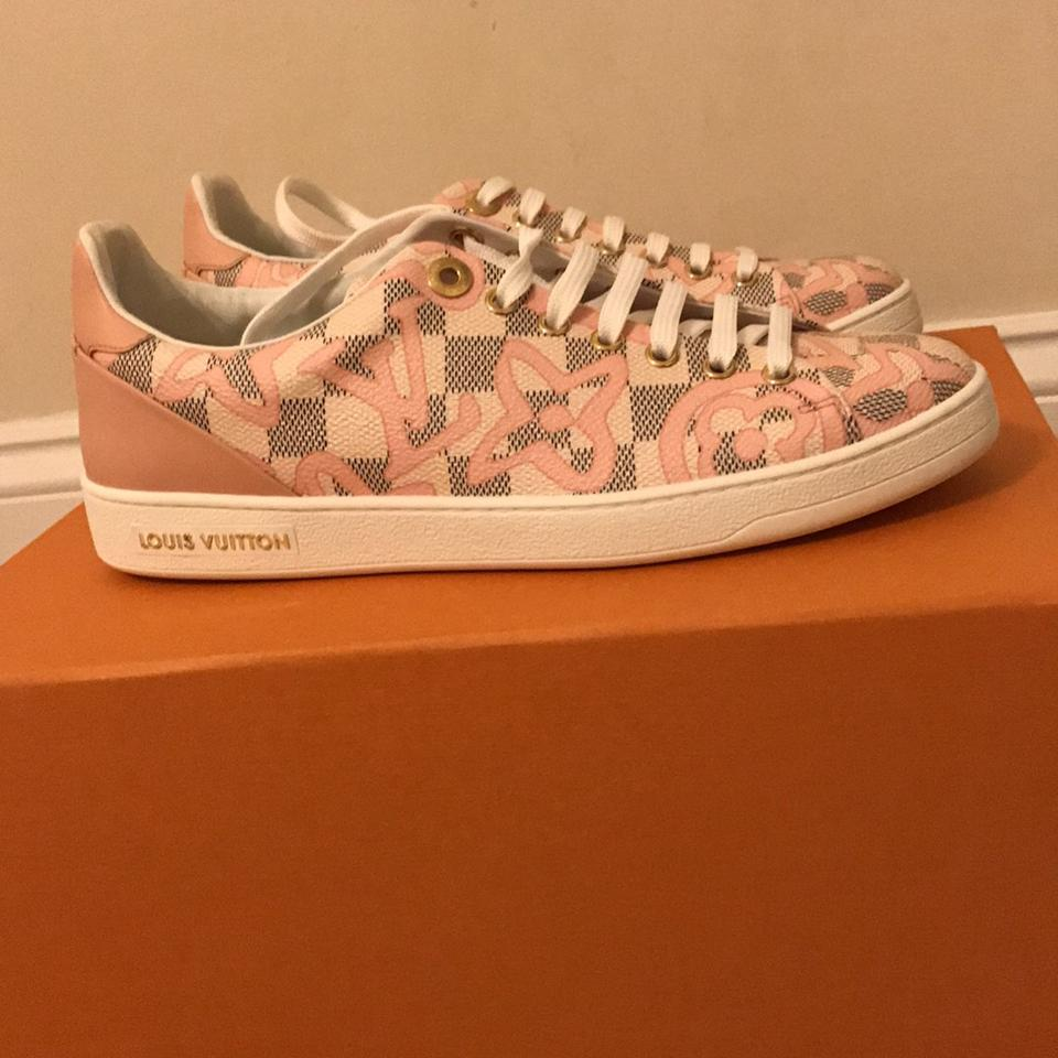 25324fa07e3a Louis vuitton tahitienne sneakers - Chaussure - lescahiersdalter
