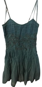Anthropologie Odille Embroidered Beaded Dress