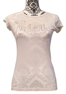 Juicy Couture T Shirt off white
