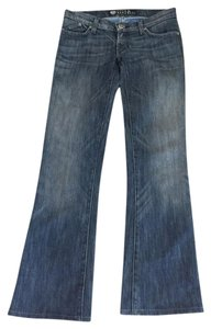 Rock & Republic Flare Leg Jeans-Light Wash