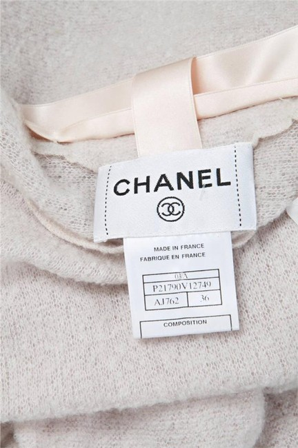 blush Maxi Dress by Chanel Spring Cashmere Image 1