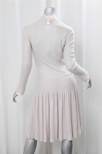 blush Maxi Dress by Chanel Spring Cashmere Image 2