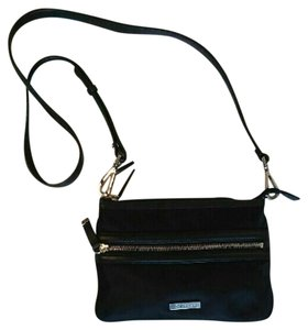 Calvin Klein Nylon Messenger Cross Body Bag