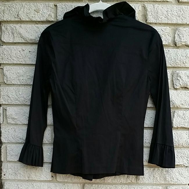 Trina Turk Button Down Shirt black Image 2