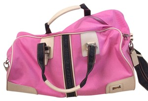 Le Tigre Pink Travel Bag