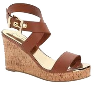 Ted Baker Oliviaa London Wedge Resort tan Sandals