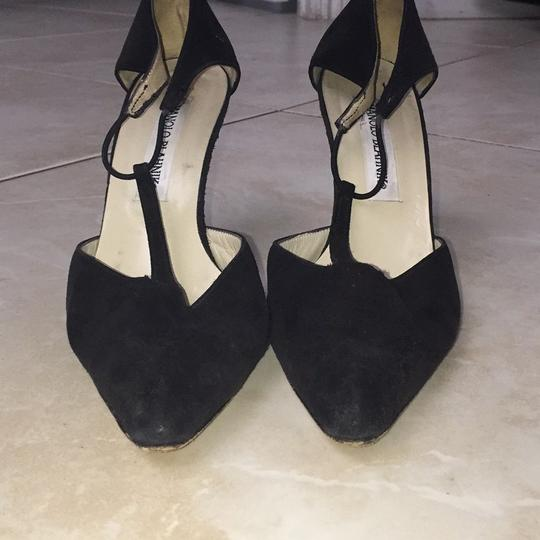Manolo Blahnik Black Formal Image 1