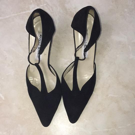 Manolo Blahnik Black Formal Image 2