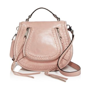 Rebecca Minkoff Satchel in lilac rose