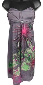 Desigual short dress Gray on Tradesy