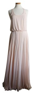 Baby Pink Maxi Dress by Parker Small Maxi Wedding