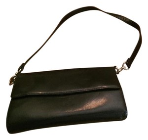 Hobo International Black with Pink lining Clutch