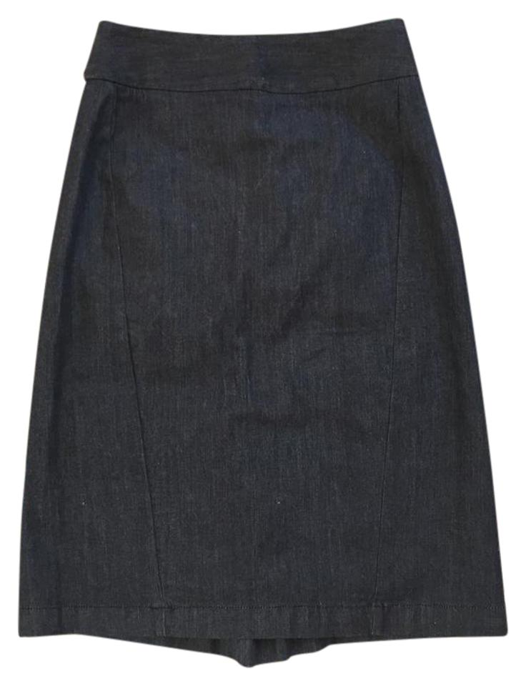 a0851b32c8 Banana Republic Denim Skirt Size 0 (XS, 25) - Tradesy