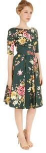The Pretty Dress Company Vintage Inspired Floral Dress