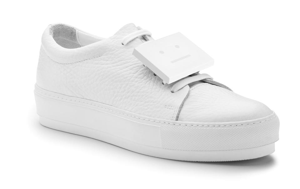 5f4691c99190 Acne Studios Common Projects Alexander Wang Opening Ceremony Phillip Lim  Isabel Marant White Athletic Image 0 ...