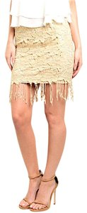 Other Mini Skirt taupe