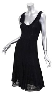 BLACK Maxi Dress by Chanel 05c