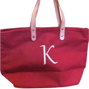 Other Tote in red
