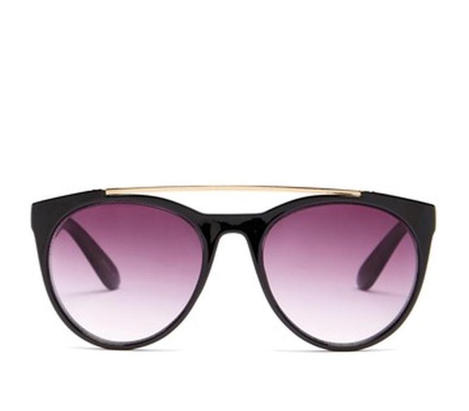 744b5ed0e000c Betsey Johnson New!! Top Bar Sunglasses Image 0 ...