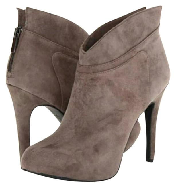 Item - Lt Charcoal Grey Aggie Boots/Booties Size US 8 Regular (M, B)