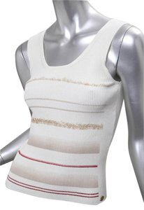 Chanel 2001 Top WHITE