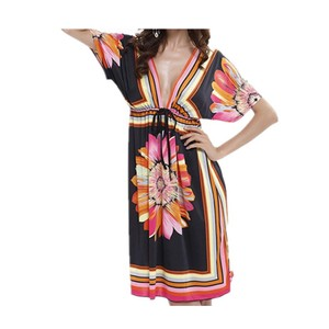 Neosan bohemian beach cover up/ dress
