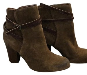 AllSaints brown Boots