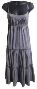 Gray Maxi Dress by Juicy Couture