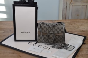 Gucci Dionysus Mini Supreme Cross Body Bag
