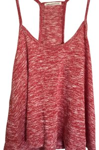 American Eagle Outfitters Top Red/White