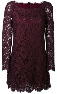 Dolce&Gabbana Dolce And Gabbana Gown Cocktail Lace Dress