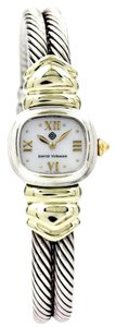 David Yurman David Yurman Cable Classic Quartz Women's Watch in 14k Gold, Sterling