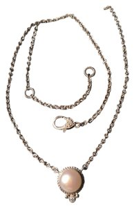 Judith Ripka pearl necklace