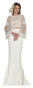Eugenia Couture Hannah 415j Skirt Wedding Dress