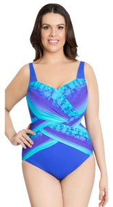Gottex $65 OBO ** Free Shipping ** NWT Size 16 Ombre One Piece