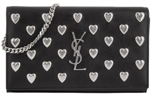 Saint Laurent Ysl Woc Wallet Cross Body Bag