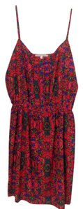 Collective Concepts short dress Tribal Print on Tradesy