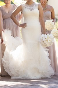 Vera Wang Lillian 120313 Wedding Dress