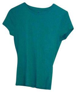 Tommy Hilfiger T Shirt Teal