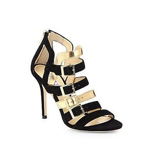 Jimmy Choo Gladiator Pump Sandals