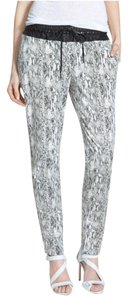 JOE'S Jeans Relaxed Pants Python Snake Print