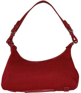 The Sak Eclectic Boho Classic Leather Crochet Hobo Bag