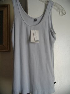 James Perse Stretch Small Top light blue