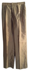 INC International Concepts 4 Silk Gold Pants