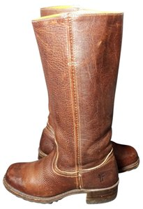 Frye 77046 Campus Size 6.5 Women Size 6.5 Brown Boots