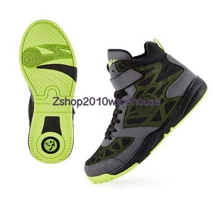 Zumba Fitness Dance Hiphop Black Athletic
