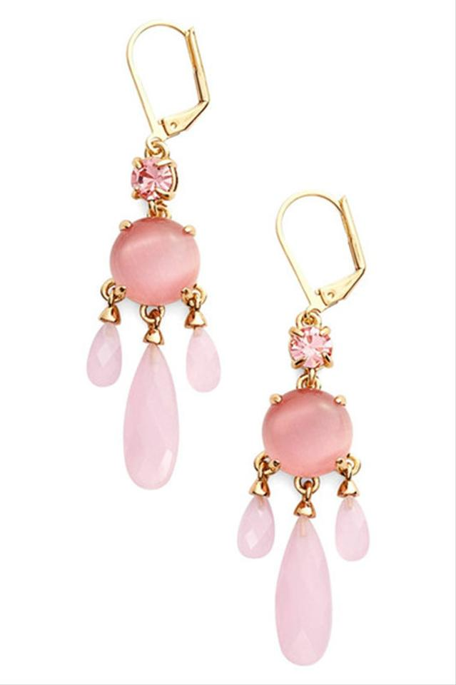 Kate Spade New York crystal chandelier earrings from @Eliana on ...