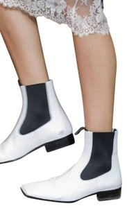 Cline Optic White Boots