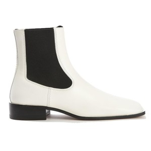 Céline Optic White Boots