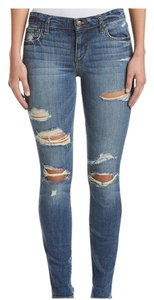 Joe's Ankle Cut Skinny Skinny Jeans-Distressed